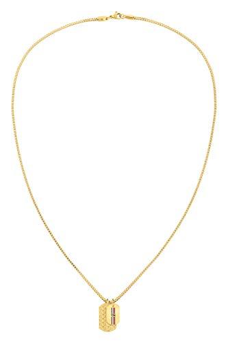 Tommy Hilfiger Collar Mujer chapado en oro No - 2790211