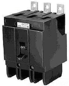 Eaton 70 Amp, 3-Pole, Series C, Molded Case Circuit Breaker, Type GHB, Bolt-On, GHB3070