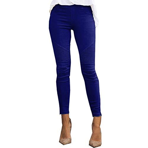 Elastische Slim Pants Frauen Casual...