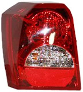 TYC 11-6204-00 Dodge Caliber Driver Side Replacement Tail Light Assembly