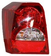 Dorman 1611292 Driver Side Tail Light Assembly for Select Dodge Models