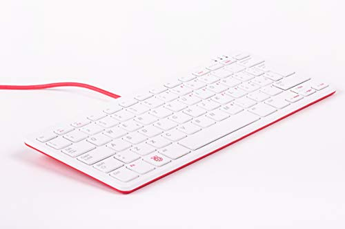 Raspberry Pi Official Keyboard & Hub USB White (Italian Layout)