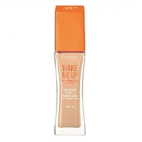 Rimmel London Wake Me Up Foundation With Vitamine C 300 Sand