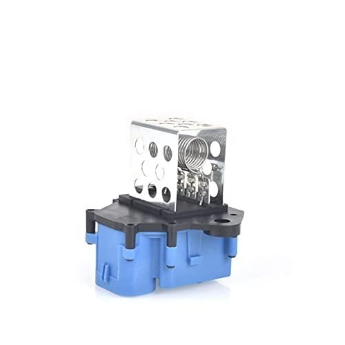 Shenghao Yige Store Resistencia de refrigeración del Ventilador del radiador Fit para Citroen C4 para Peugeot 307 308 Partner 3008 5008 OEM 1308CP 9662240180 9673999980 1308.cx