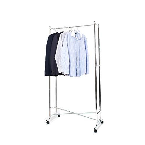 Faltbare Kleiderstange, Handelsqualität - Einfach faltbar von Pristine®
