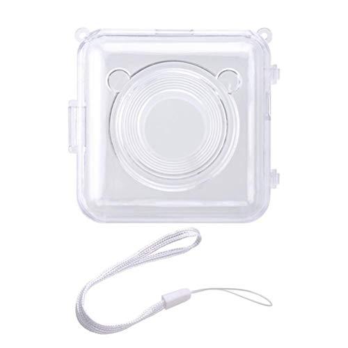 Poxcap Impresora de notas portátil Impresora térmica de etiquetas Bluetooth Mini POS inalámbrica Impresora fotográfica de imagen térmica Impresora de bolsillo Compatible BT Impresora térmica Pape
