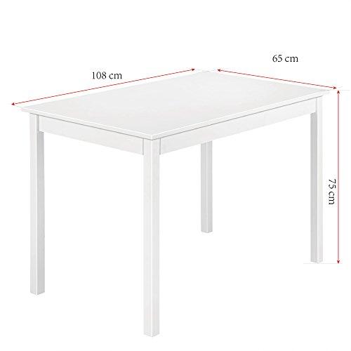 Dakea Essgruppe Tischgruppe Esstisch  4 Bild 3*