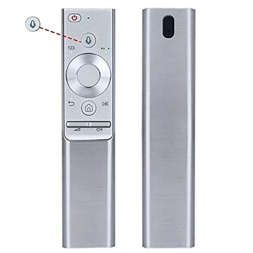 Davitu Remote Controls - Remote Control for Samsung- Voice UHD TV BN59-01274A BN59-01272A BN59-01270A Q7C Q7F Q8C Q9 BN59-01300C BN59-01275A - (Color: V)
