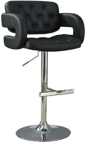 Nashville-Davidson Mall Manufacturer regenerated product Coaster CO- Adjustable Stool Bar Black