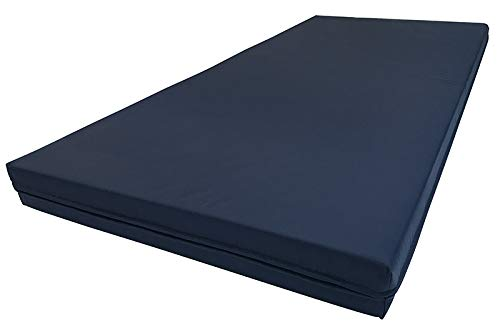 Everynight Deluxe Dual Sided Economical Medium-Firm Foam RV Bunk Mattress, 75' X 28' X 5' (Several