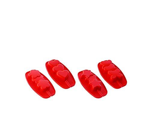 Silikomart 25.570.01.0065 LIK01-ICE POPS - SET 12 SILICONE MOULD 12X30,5 MM