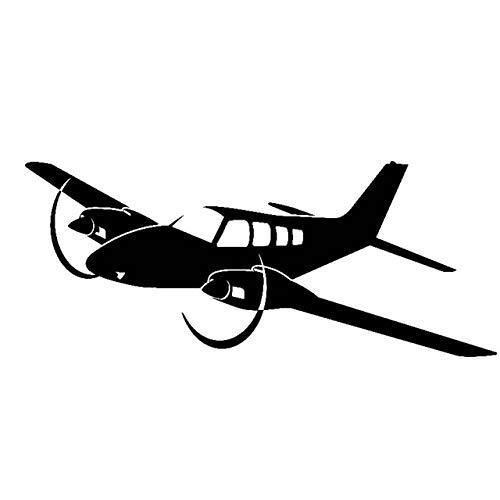 clothingZHY Calcomanías/calcomanías para automóviles,calcomanías para Tatuajes de Parachoques para automóviles,avión de Cabina,calcomanía Original de Vinilo para Auto,calcomanía Especial 18.8x7.7cm