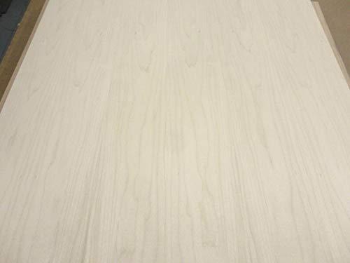 Maple wood veneer AA quality grade 12