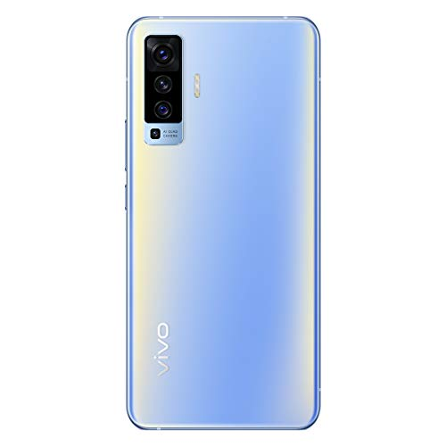 Vivo X50 (Frost Blue, 8GB RAM, 256GB Storage) with No Cost EMI/Additional Exchange Offers
