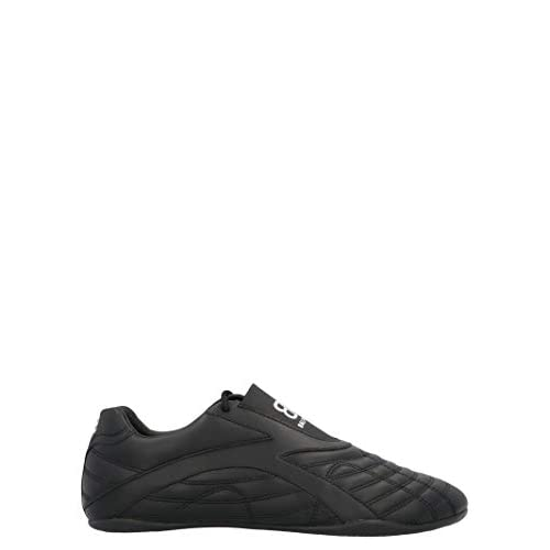 Balenciaga Luxury Fashion Uomo 617540W2CG11002 Nero Pelle Sneakers | Autunno-Inverno 20