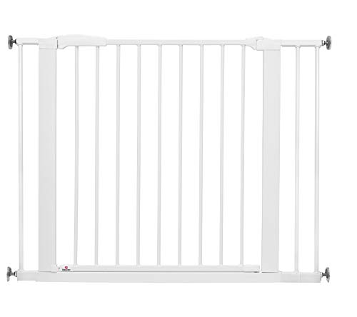 BabyDan Swing Shut Wide Safety gate. Width 96-110cm