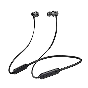 KLOKOL Bluetooth Headphones Neckband 20Hrs Playtime V5.0 Wireless Headset Sport Noise Cancelling Earbuds w/Mic for Gym Running Compatible with iPhone Samsung Android