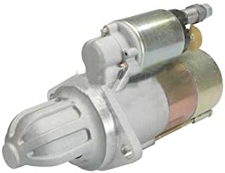 Rareelectrical NEW STARTER COMPATIBLE WITH MERCRUISER MARINE INBOARD ENGINES MODEL 8.1S HO HORIZON GM 8.1L 496CI 8CYL 50-808011A1