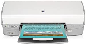 HP Deskjet D4160 Inkjet Printer