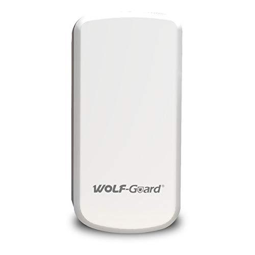 Detector de vibración inalámbrico para Ventana de Vidrio para Sistema de Alarma de Seguridad del hogar