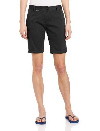 Icebreaker - Pantalones Cortos para Mujer, tamaño 31 UK, Color Jet
