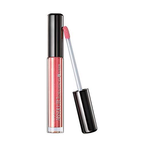 Lakmé Absolute Plump and Shine Lip Gloss, Rose Shine, 3ml