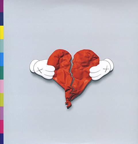 808s & Heartbreak [2 LP and 1 CD] [Vinyl]