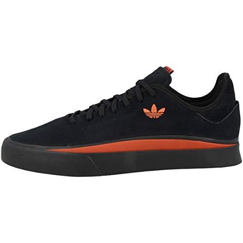 ADIDAS GMN77-EF8500, Zapatillas de Gimnasio Unisex Adulto, Negro/Rojo/Negro, 41 1/3 EU ⭐