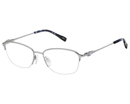 Pierre Cardin (PC8850 010) - Gafas de sol (metal), color plateado