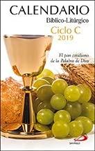 Calendario bíblico-litúrgico 2019 - Ciclo C