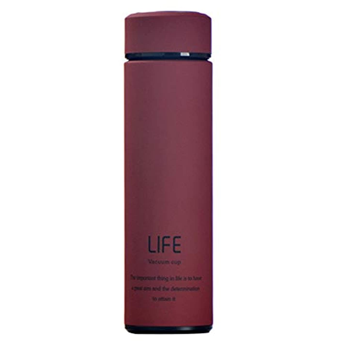 Thermal Water Bottle Kitchen Tools Gadgets,wanshenGyi LIFE 420ml Stainless Steel Office Thermal Water Bottle Travel Vacuum Flask Cup - Red Kitchen Essentials