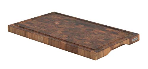 Skagerak Cutting Board 40x24 Teak Endgrain