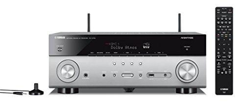 ヤマハAVENTAGEネットワークAVレシーバーRX-A780(H)7.1ch/DolbyAtmos&DTS:X対応/チタンRX-A780(H)