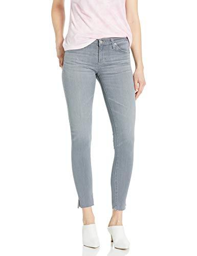 AG Adriano Goldschmied Women\'s Grey Legging Ankle Jean, Years Wind Chill, 27