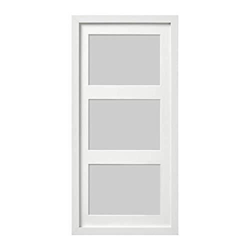 IKEA 203.784.64 - Cornice a nastro, colore: Bianco
