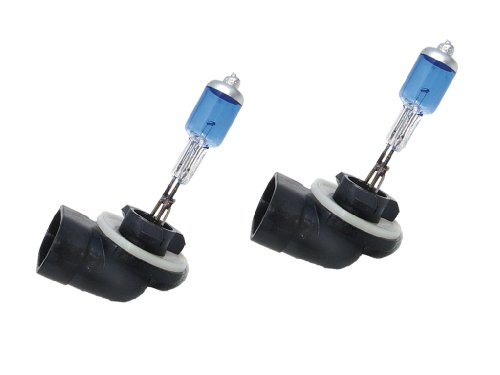 Halo Automotive Icis – foco azul 880 (12 V, 27 W), 2 unidades, IB881, azul (Icis Blue)