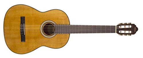 Valencia 400 Series Full Size Classical Guitar - Vintage Natural