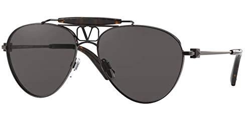 Valentino Gafas de Sol VA 2039 Ruthenium/Dark Grey 59/16/140 hombre