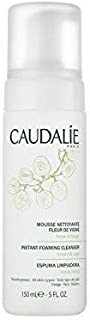 Caudalie Instant Foaming Cleanser - For All Skin Types, 5.03 Ounce
