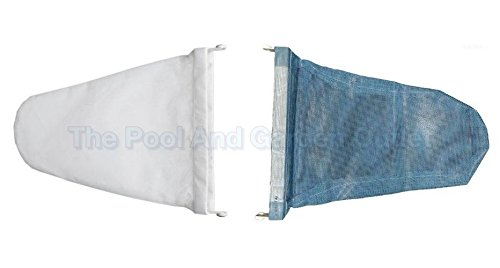 Read About POLARIS 165 65 POOL CLEANER ALL PURPOSE & LEAF BAG COMBO PART 6-206-00, 6-207-00