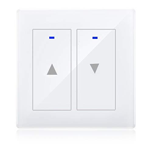 ZigBee Intelligenter Vorhang-Jalousieschalter zum Aufrüsten der normalen Jalousie, des Verschlusses, der Vorhang-APP und der Sprachsteuerung