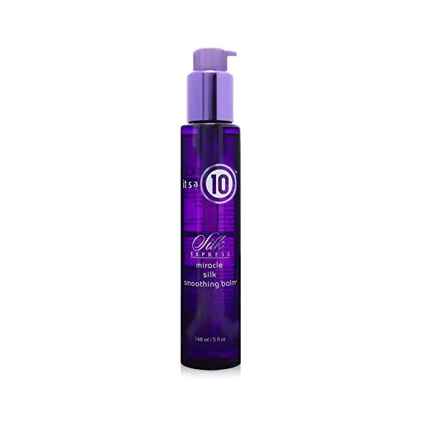 Beauty Shopping It's a 10 Haircare Silk Express Miracle Silk Smoothing Balm, 5 fl. oz.