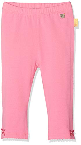Steiff Baby-Mädchen Leggings, Rosa (Morning Glory 7013), 86