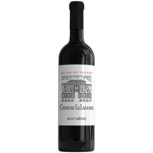 X1 Château La Lagune 2016 75 cl AOC Haut-Médoc 3ème Cru Classé Rotwein Vin Biologique