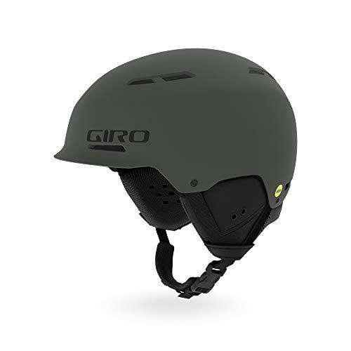 Giro Trig MIPS Snow Helmet - Matte Olive - Size M (55.5-59cm)