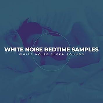 White Noise Bedtime Samples