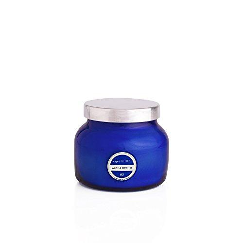 Capri Blue Petite Candle - 8 Oz - Aloha Orchid