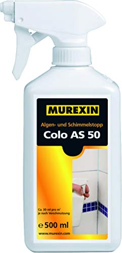 MUREXIN COLO AS 50 Stop a muffe e alghe 500 ml