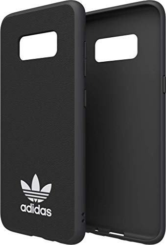 adidas Originals Moulded Case Handyhülle für Samsung Galaxy S8 - Schwarz/Weiß Black/White