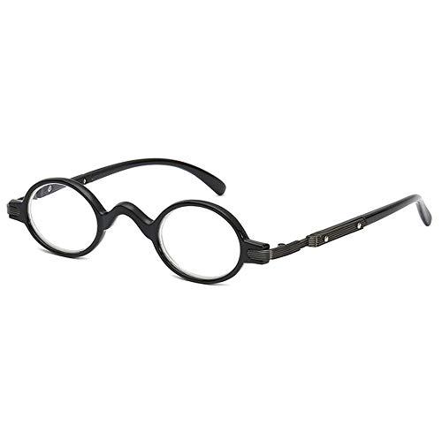 XWGlory Mini kleine ronde Presbyopische leesbril